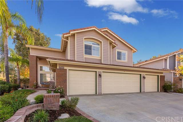 27440 Briars Place, Valencia, CA 91354 (#SR19262195) :: The Brad Korb Real Estate Group