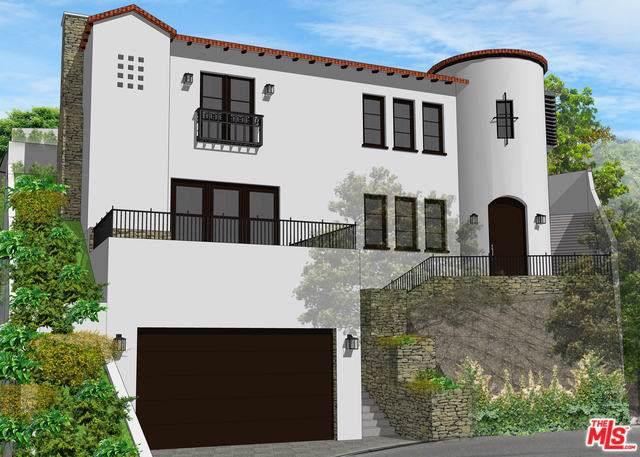 6107 Dorcas Place, Los Angeles (City), CA 90068 (#19529696) :: J1 Realty Group