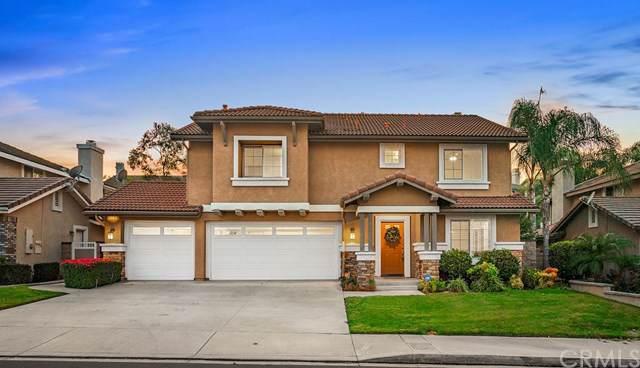 16636 Quail Country Avenue, Chino Hills, CA 91709 (#CV19265542) :: Fred Sed Group