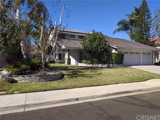 1133 Canyon Crest Court, Thousand Oaks, CA 91360 (#SR19265554) :: RE/MAX Parkside Real Estate