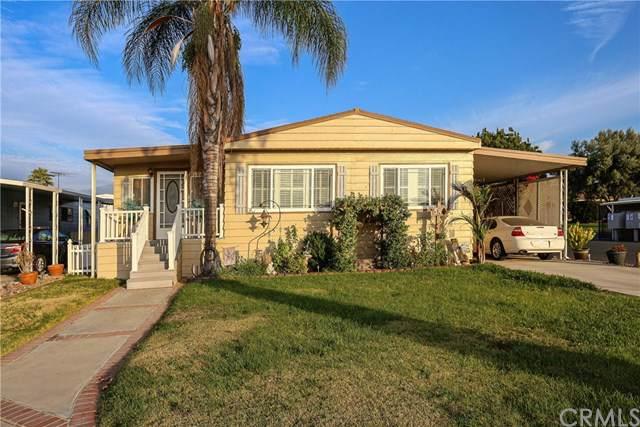 1251 East Lugonia Avenue #55, Redlands, CA 92374 (#EV19265145) :: A|G Amaya Group Real Estate