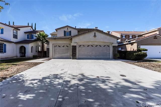 26569 Peachwood Drive, Murrieta, CA 92563 (#IV19264081) :: The Bashe Team