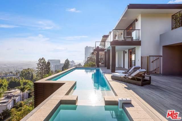 9116 Cordell Drive, Los Angeles (City), CA 90069 (#19530424) :: Mainstreet Realtors®