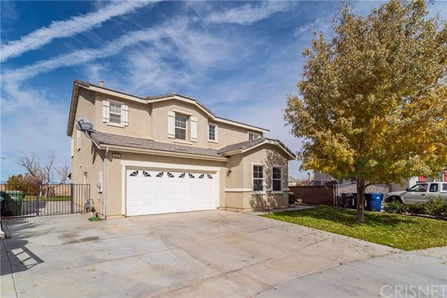 4431 Vahan Court, Lancaster, CA 93536 (#SR19265716) :: The Costantino Group | Cal American Homes and Realty