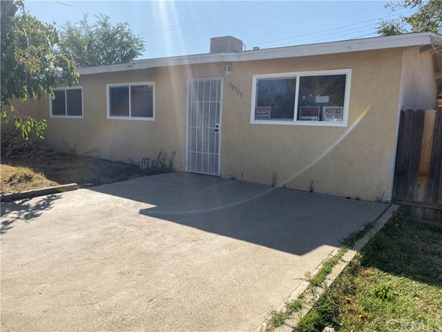 38703 3rd Street E, Palmdale, CA 93550 (#DW19265905) :: Powerhouse Real Estate