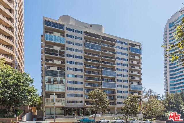 10450 Wilshire 10F, Los Angeles (City), CA 90024 (#19530244) :: J1 Realty Group