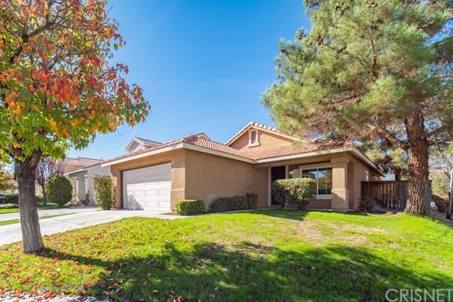 36939 Cadmia Court, Palmdale, CA 93552 (#SR19265986) :: Powerhouse Real Estate