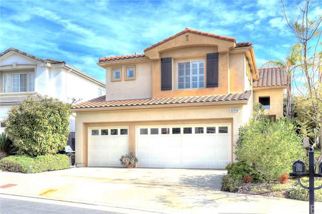 11954 Mariposa Bay Lane, Porter Ranch, CA 91326 (#SR19265955) :: Fred Sed Group
