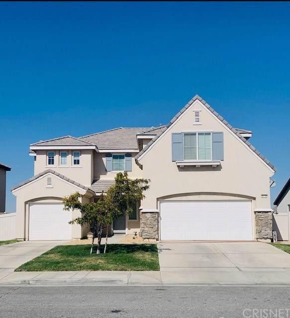 6759 Bertillion Street, Palmdale, CA 93552 (#SR19266007) :: Powerhouse Real Estate