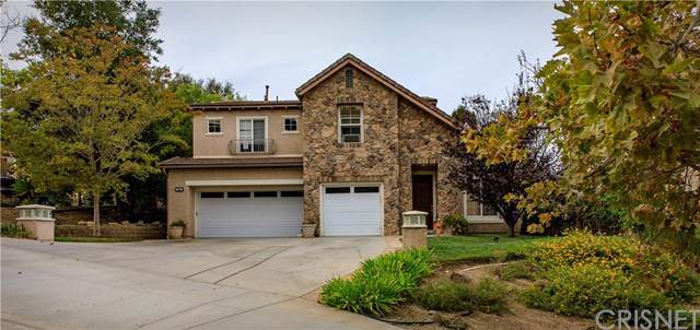661 Rabbit Creek Lane, Newbury Park, CA 91320 (#SR19265723) :: Sperry Residential Group