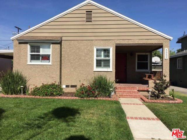 5552 Auckland Avenue, North Hollywood, CA 91601 (#19530626) :: Fred Sed Group