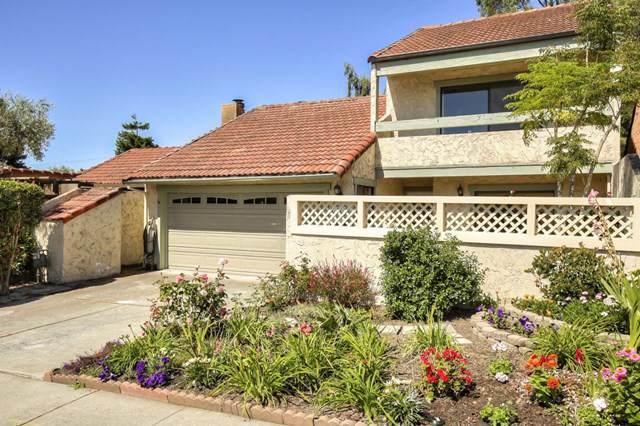 1720 Escalona Drive, Santa Cruz, CA 95060 (#ML81775682) :: Doherty Real Estate Group