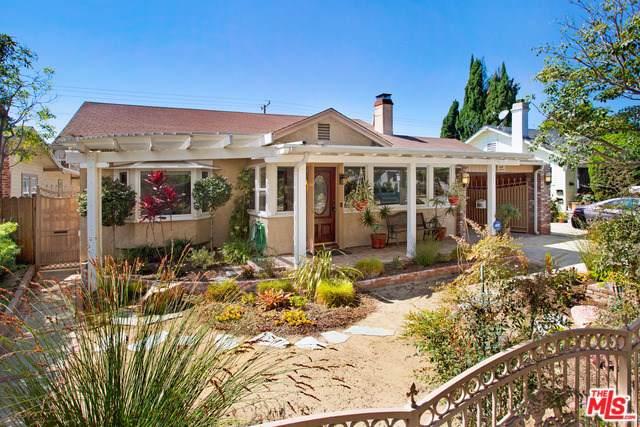 4139 Jackson Avenue, Culver City, CA 90232 (#19529932) :: Faye Bashar & Associates