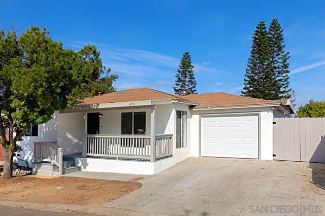 4151 Vivian St, San Diego, CA 92115 (#190061777) :: A G Amaya Group Real Estate