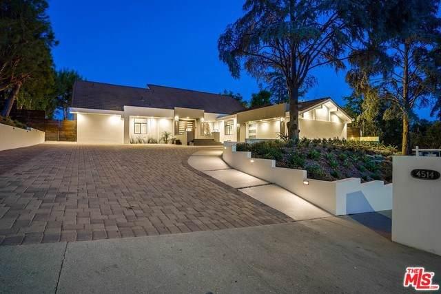 4514 Ellenita Avenue, Tarzana, CA 91356 (#19526632) :: The Brad Korb Real Estate Group