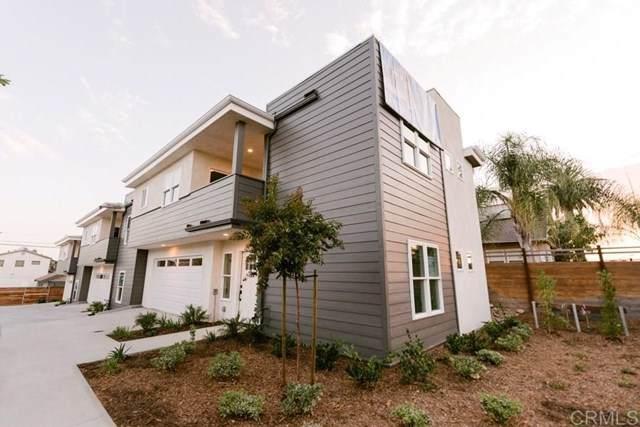 3019 B St. #3019, San Diego, CA 92102 (#190061803) :: A G Amaya Group Real Estate