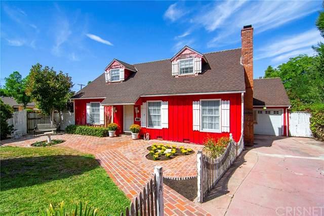 18537 Tarzana Drive, Tarzana, CA 91356 (#SR19266284) :: The Brad Korb Real Estate Group
