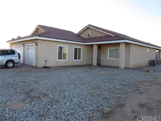 19800 Nonie Court, California City, CA 93505 (#SR19266300) :: J1 Realty Group