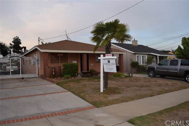 1655 W 216th Street, Torrance, CA 90501 (#PW19266283) :: Millman Team