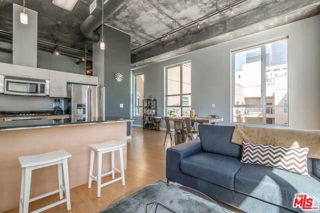 645 W 9TH Street #744, Los Angeles (City), CA 90015 (#19530670) :: Z Team OC Real Estate