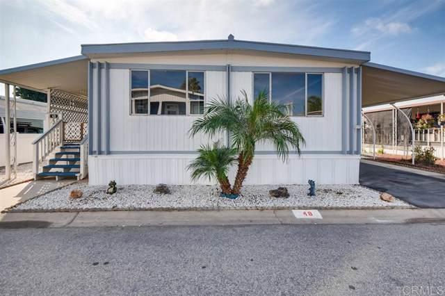 200 N El Camino Real #48, Oceanside, CA 92058 (#190061816) :: Fred Sed Group
