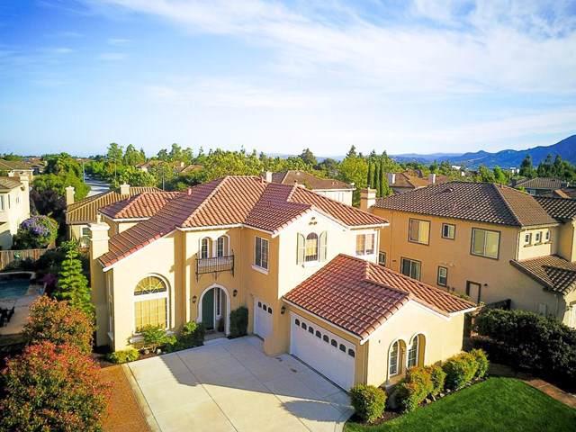 1520 Mission Avenida, Morgan Hill, CA 95037 (#ML81775709) :: Team Tami