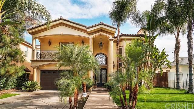 4954 Chimineas Avenue, Tarzana, CA 91356 (#SR19266262) :: The Brad Korb Real Estate Group