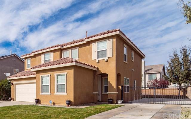6119 W Avenue J11, Lancaster, CA 93536 (#SR19266344) :: The Miller Group