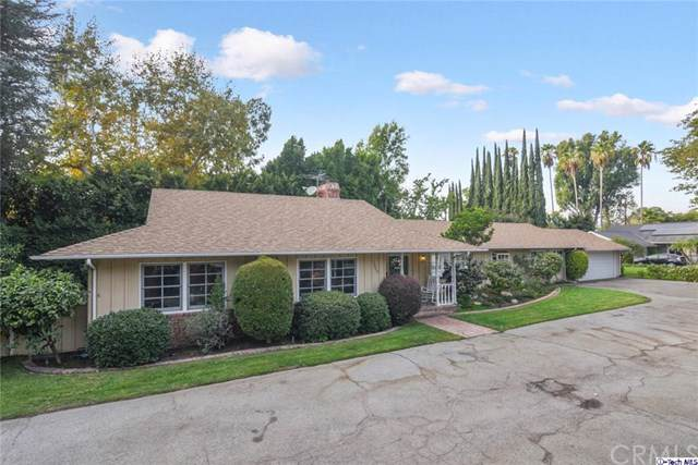 10459 Camarillo Street, Toluca Lake, CA 91602 (#319004444) :: The Brad Korb Real Estate Group