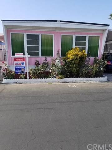 3929 W 5th #74, Santa Ana, CA 92703 (#PW19266393) :: The Laffins Real Estate Team