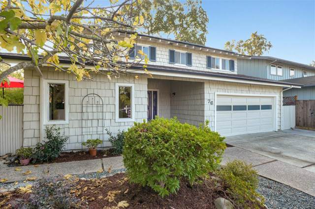 76 Inyo Place, Redwood City, CA 94061 (#ML81775725) :: Team Tami