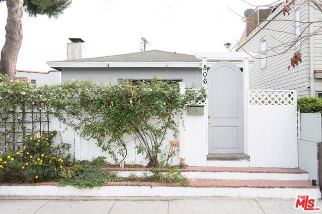 806 Navy Street, Santa Monica, CA 90405 (#19530738) :: RE/MAX Empire Properties