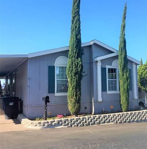 13162 Highway 8 Business Spc 184, El Cajon, CA 92021 (#190061871) :: Legacy 15 Real Estate Brokers