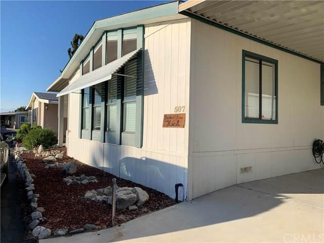 74711 Dillon Road #507, Desert Hot Springs, CA 92241 (#OC19266212) :: eXp Realty of California Inc.