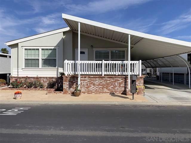 1401 El Norte Pkwy Spc 129, San Marcos, CA 92069 (#190061890) :: Legacy 15 Real Estate Brokers