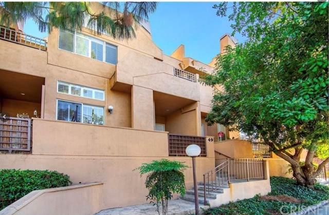 18730 Hatteras Street #49, Tarzana, CA 91356 (#SR19264410) :: The Brad Korb Real Estate Group