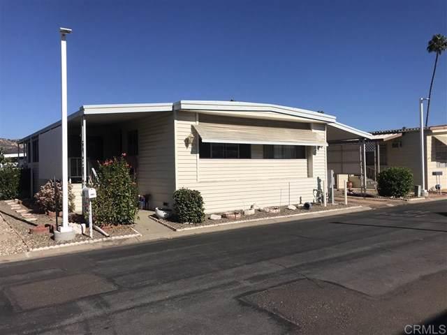 2280 E Valley Pkwy #80, Escondido, CA 92027 (#190061907) :: Legacy 15 Real Estate Brokers