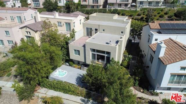 5643 Como Circle, Woodland Hills, CA 91367 (#19530798) :: Fred Sed Group