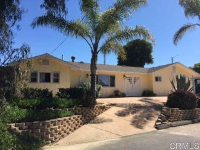 930 Orpheus Ave, Encinitas, CA 92024 (#190061925) :: J1 Realty Group