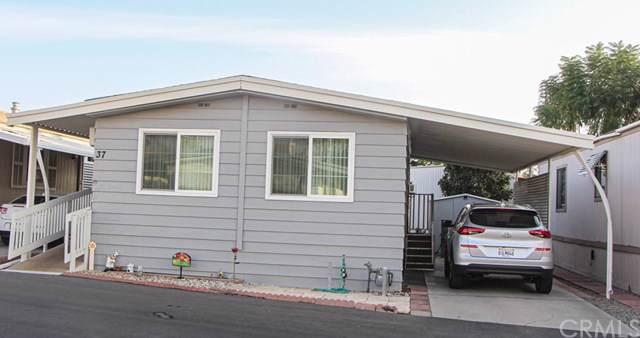 1540 E Trenton Avenue #37, Orange, CA 92867 (#OC19266747) :: Pam Spadafore & Associates