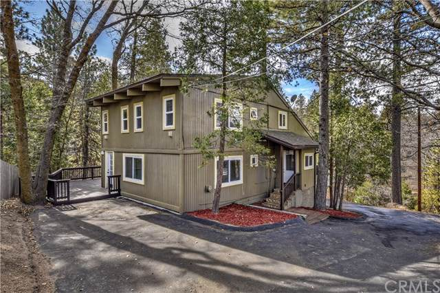 1025 Heaton Drive, Lake Arrowhead, CA 92326 (#IV19266751) :: J1 Realty Group