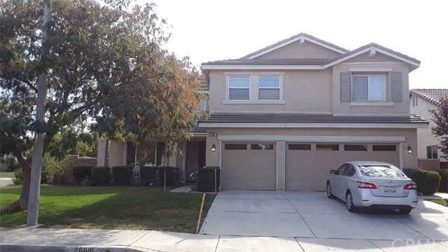 26681 N Fork Way, Menifee, CA 92586 (#OC19266871) :: California Realty Experts