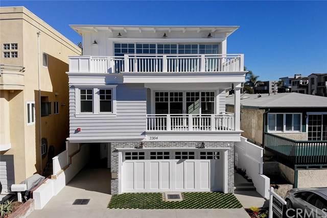 2205 Vista Drive, Manhattan Beach, CA 90266 (#SB19267076) :: Millman Team