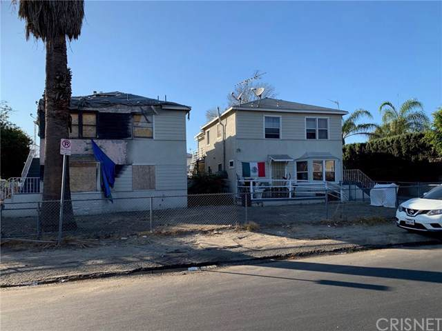 7221 Beck Avenue, North Hollywood, CA 91605 (#SR19267155) :: Fred Sed Group