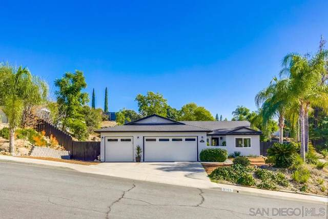 2353 Manion St, El Cajon, CA 92020 (#190061997) :: Legacy 15 Real Estate Brokers