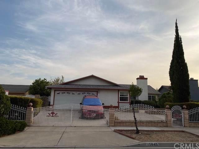 15645 Mallory Drive, Fontana, CA 92335 (#MB19267207) :: Fred Sed Group