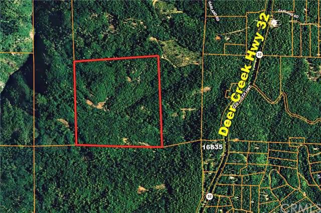 0 Deer Creek Hwy 32, Forest Ranch, CA 95942 (#IV19267229) :: Crudo & Associates