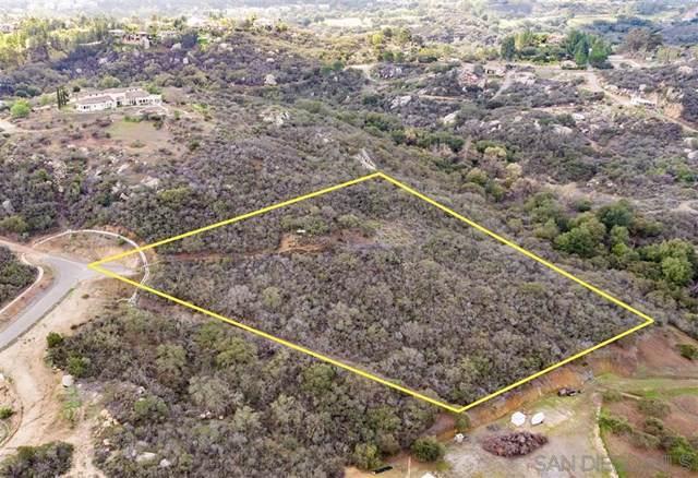 Mt Woodson Heights Lot, Ramona, CA 92065 (#190062019) :: Mainstreet Realtors®