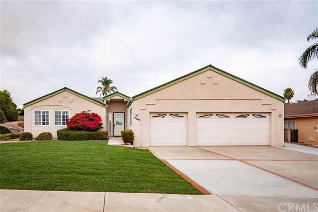 289 Irish Way, Pismo Beach, CA 93449 (#PI19267027) :: RE/MAX Parkside Real Estate