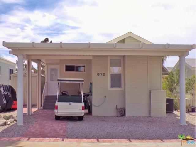 70200 Dillon Road #612, Desert Hot Springs, CA 92241 (#219034099PS) :: eXp Realty of California Inc.
